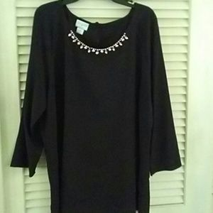 BLOUSE - JACLYN SMITH - XL